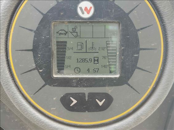 2015 Wacker Neuson SW28