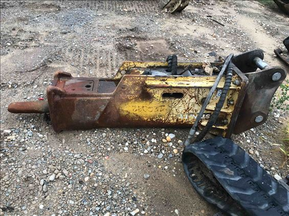 2013 Stanley MBX138 Earthmoving Attachment