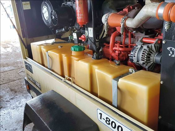 2013 Doosan P425/HP375WCU Air Compressor