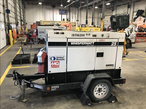 2018 Multiquip DCA25USI4CAN Diesel Generator