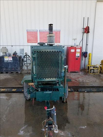 2011 D & D MACH 400D-4045 Pump