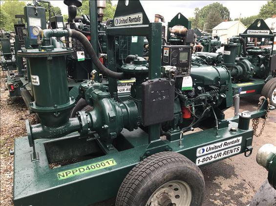 2010 Pioneer Pump PP44S10L71D914 Pump