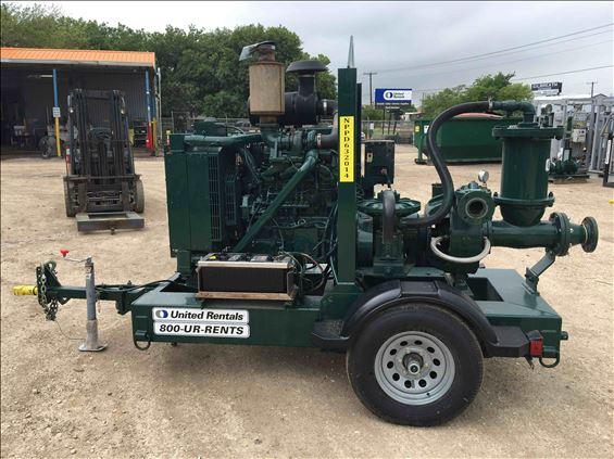 2012 Pioneer Pump PP63C17L714045 Pump