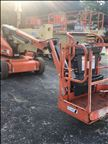 2013 JLG E450AJ Boom Lift