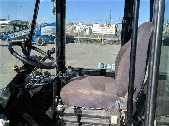 2016 JCB 940-4 Rough Terrain Forklift