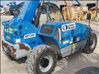 2014 Genie GTH5519 (T4F Rough Terrain Forklift