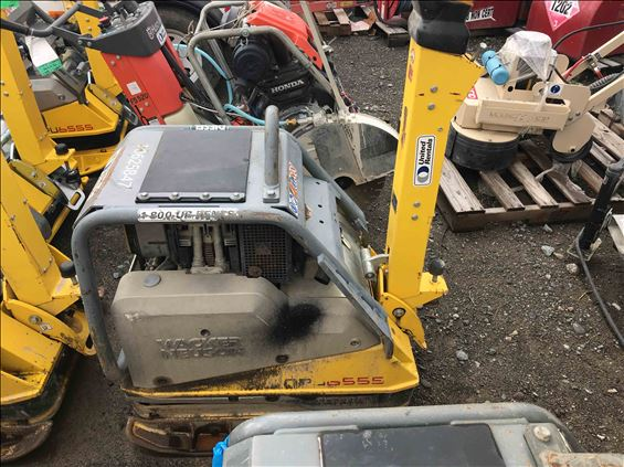 2017 Wacker Neuson DPU 6555 Plate Compactor