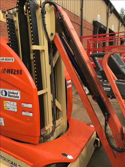 2015 JLG T26E Boom Lift