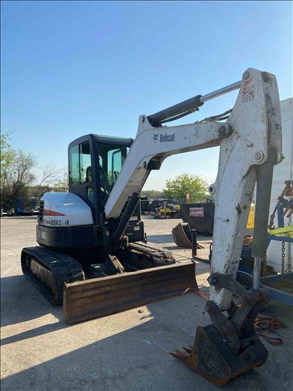 2017 Bobcat E45 Mini-Excavator