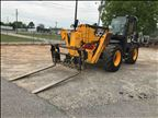 2014 JCB 550-170 Rough Terrain Forklift