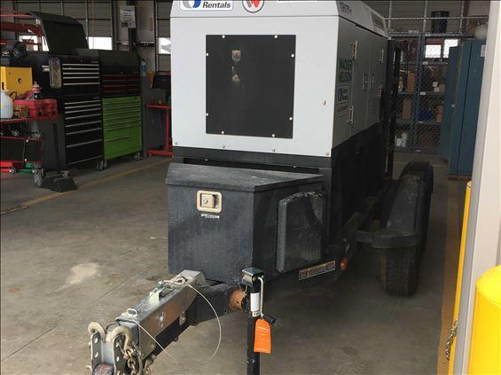 2017 Wacker Neuson G 25 Diesel Generator
