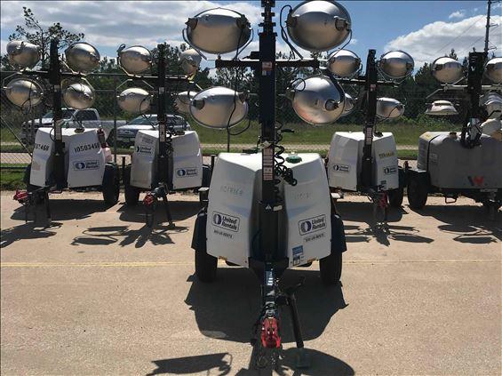 2019 Magnum Pro MLT6SM Towable Light Tower