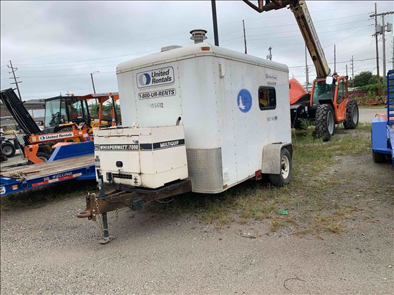 2013 Frost-Fighter LD3015 Ground Heater