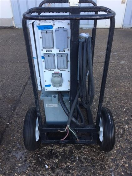 2016 Power Temp Systems TPC15C01N310 Transformer