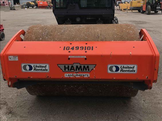 2016 Hamm H7I Ride-On Roller