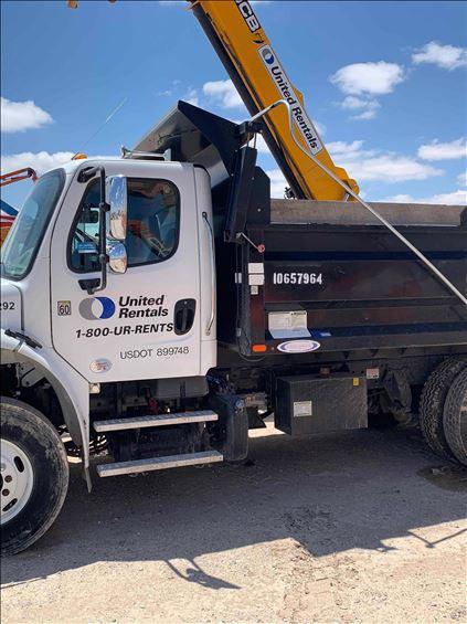2017 Freightliner M2 106 DUMP Dump Truck