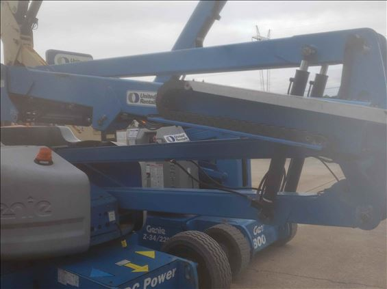 2012 Genie Z-45/25J DC Boom Lift