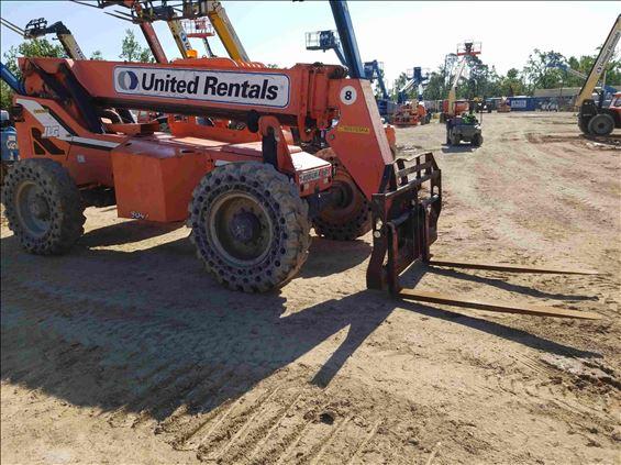 2012 JLG 8042 S Rough Terrain Forklift