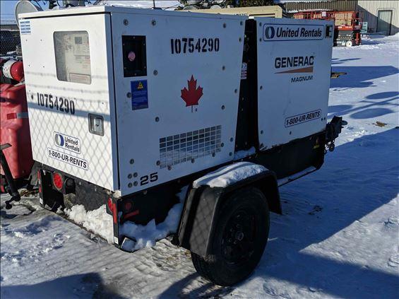 2018 Magnum Pro MMG25IT4 Diesel Generator