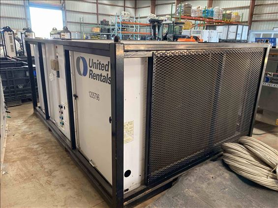 2011 TRANE TCH300E400A Air Conditioner