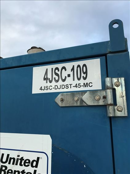 2007 Thompson 4JSCCDJDST45MC