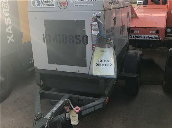 2015 Wacker G 25 Diesel Generator