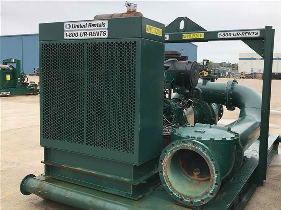 2012 Pioneer Pump PP18S22L716135