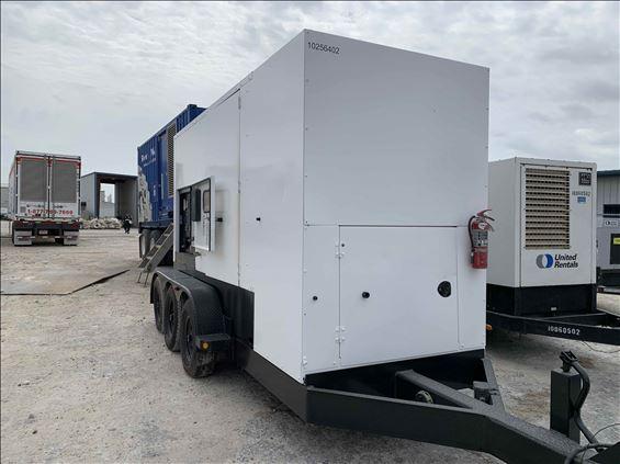 2014 Cummins C300D6RG Diesel Generator