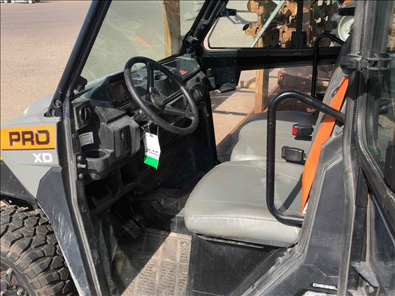2019 Polaris PRO XD 2000D Utility Vehicle