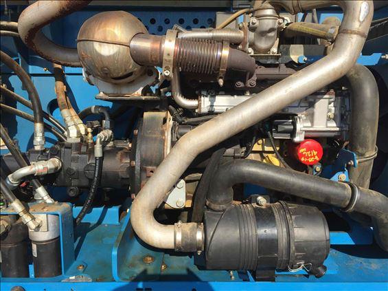 2014 Genie S-65 (T4F) Boom Lift
