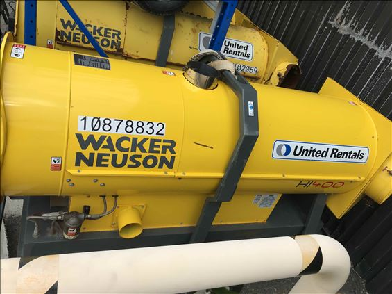 2018 Wacker Neuson HI400HD
