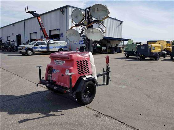 2017 Magnum Pro MLT6SM Towable Light Tower