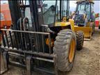 2017 JCB 940-4 Rough Terrain Forklift