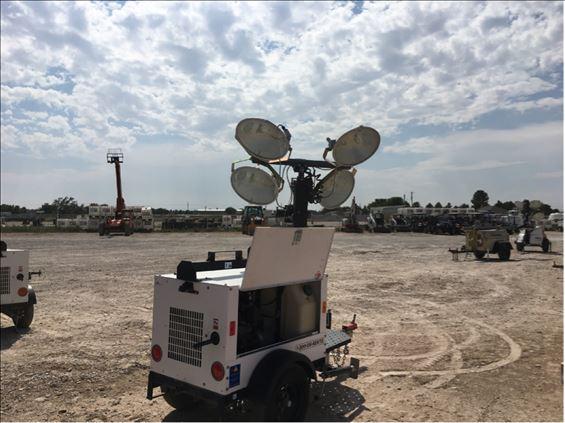 2016 Magnum Pro MLT3060MV Towable Light Tower