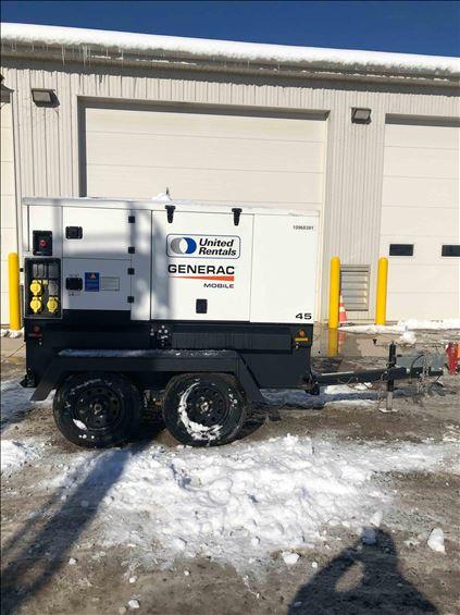 2019 Magnum Pro MMG45IF4 Diesel Generator
