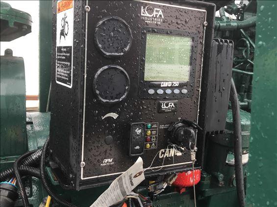 2017 CORNELL 8NHTA-6090 Pump