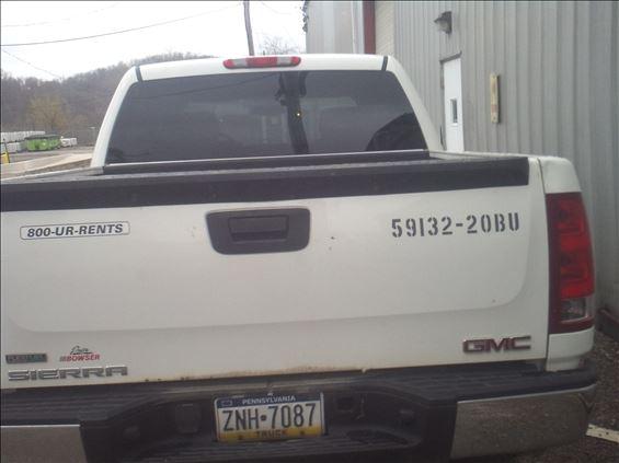 2011 GMC 1500 Truck
