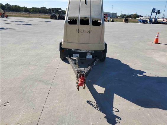 2014 Doosan C185WDZ-T4F Air Compressor