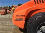 2015 Hamm H11IX Ride-On Roller