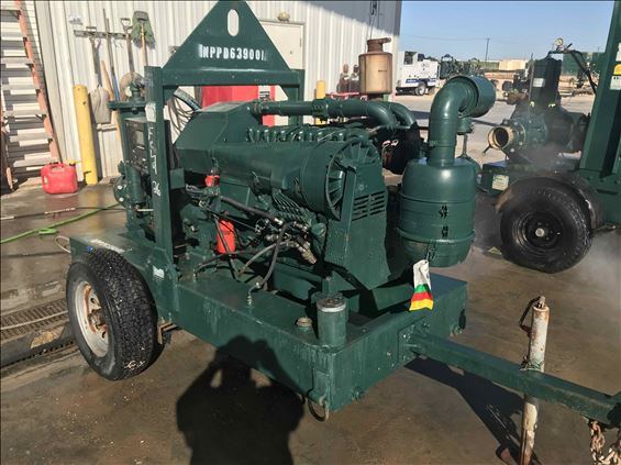 2009 Pioneer Pump PP63C17L71D914 Pump