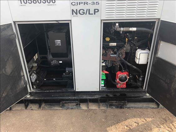 2017 CAVALIER CIPR-35 Diesel Generator