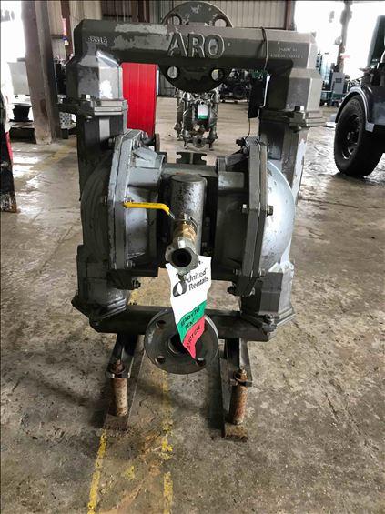 2013 ARO Pumps PD20S-FSS-STT-B