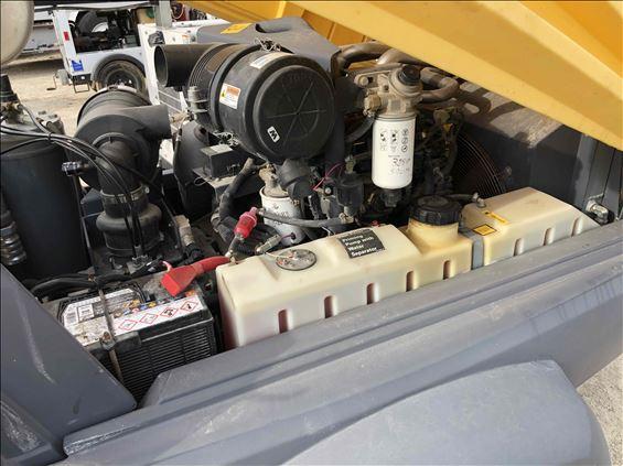 2018 Atlas Copco XAS185KD7 FT4 Air Compressor