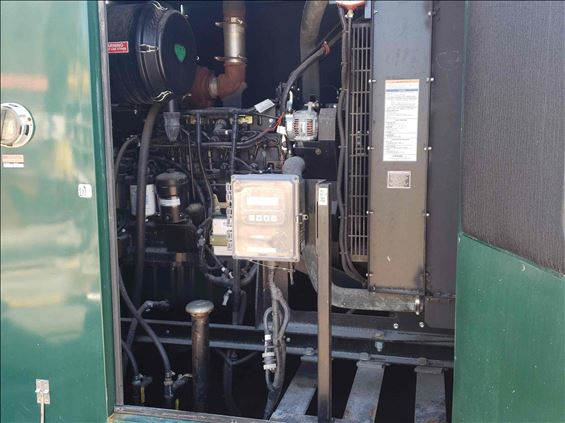 2012 BakerCorp BP1818LSCD375AS Pump