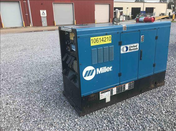 2017 Miller Welders BIG BLUE 500PRO Welder