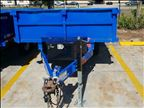 2017 Anderson Trailers D7126T Trailer