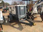 2016 Atlas Copco QAS 25 Diesel Generator