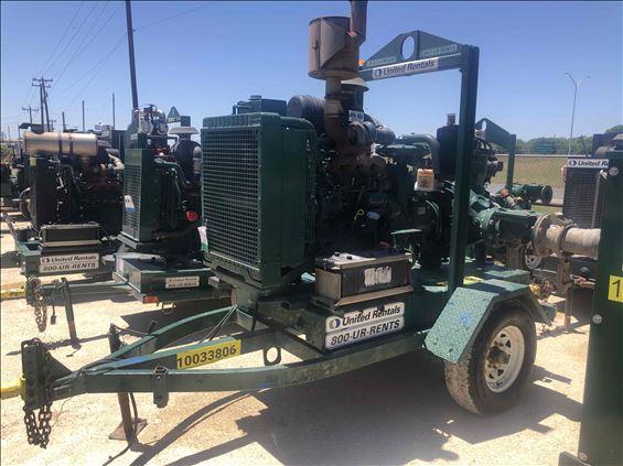 2018 CORNELL 6NHTA-RP-4045 Pump