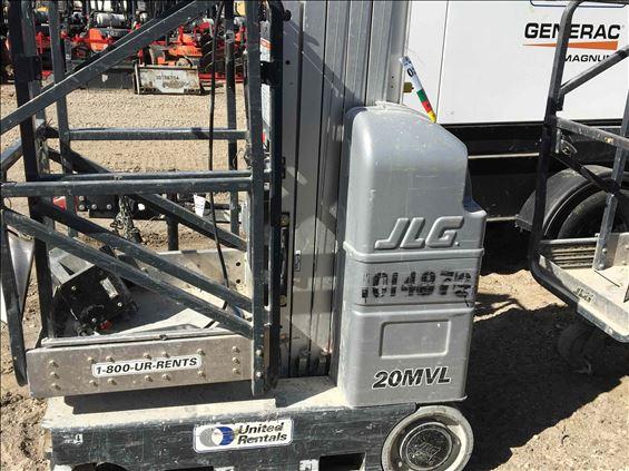 2013 JLG 20MVL Scissor Lift