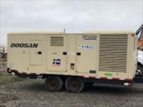 2013 Doosan HP1600WCU-T4 Air Compressor